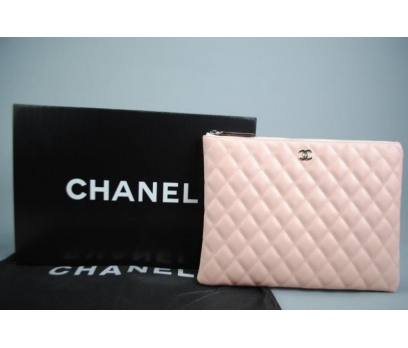 CHANEL O'CASE CLUTCH