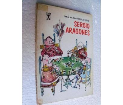 SERGIO ARAGONES - ÜNLÜ KARİKATÜRİSTLER DİZİSİ 7