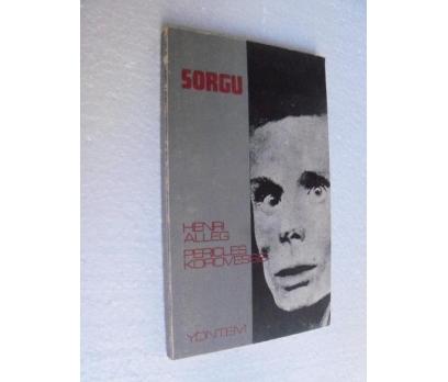 SORGU - HENRI ALLEG , PERICLES KOROVESSIS