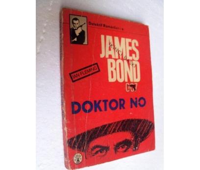 JAMES BOND DOKTOR NO Ian Fleming BAŞAK YAYINLARI