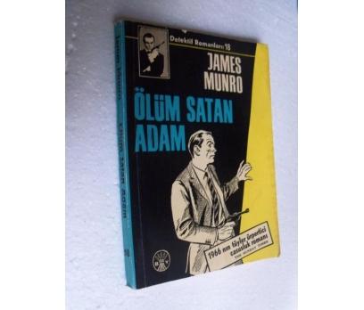 ÖLÜM SATAN ADAM - JAMES MUNRO başak yay.