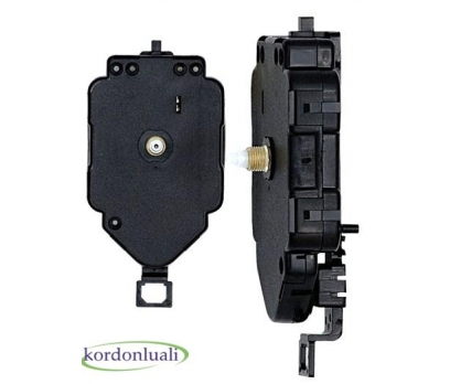 Saat Mekanizması Askısız Quartz Rakkaslı 14 mm 100 Adet
