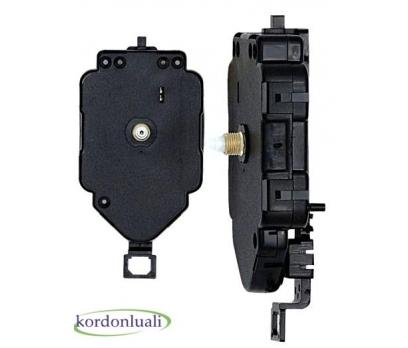 Saat Mekanizması Askısız Quartz Rakkaslı 18 mm 100 Adet