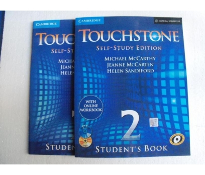 TOUCHSTONE  SELF STUDY EDITION 2  / CD'Lİ