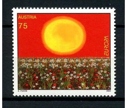 AVUSTURYA ** 2004 E.CEPT & TATİL TAM SERİ (160104)
