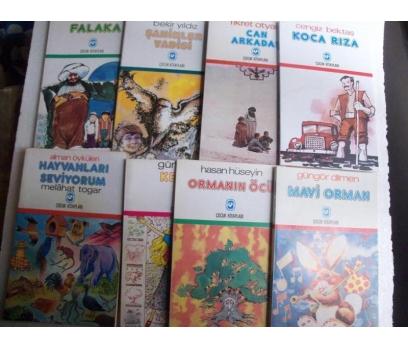 CEM ÇOCUK KİTAPLARI F. Otyam, Dilmen, Yıldız, Toga