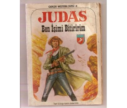 JUDAS - TAY YAYINLARI - SAYI 4 BEN İŞİMİ BİLİRİM