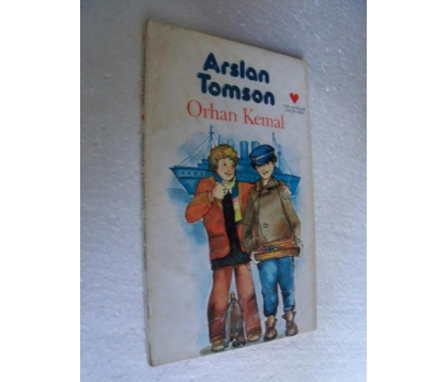 ARSLAN TOMSON - ORHAN KEMAL can çocuk kitapları