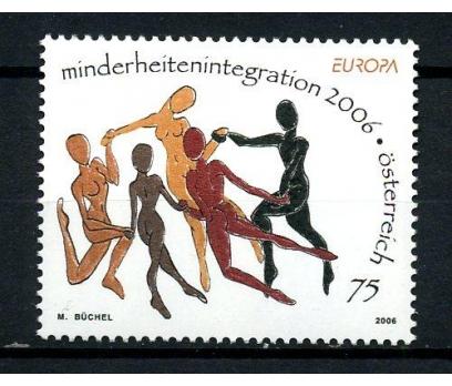 AVUSTURYA ** 2006 EUROPA CEPT TAM S. SÜPER(160105)