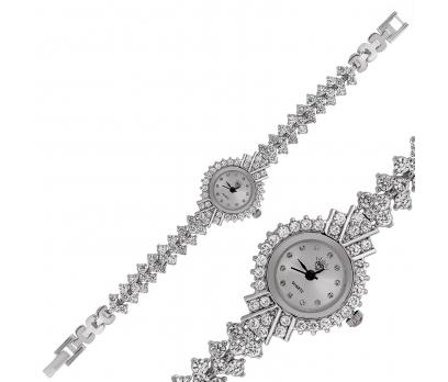 Gümüş Bayan Saat