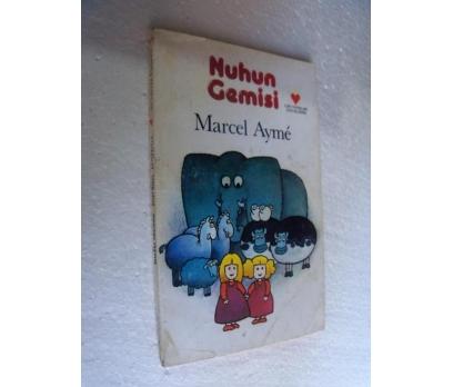 NUHUN GEMİSİ - MARCEL AYME can çocuk kitapları