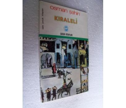 KIRALELİ - OSMAN ŞAHİN cem çocuk kitapları