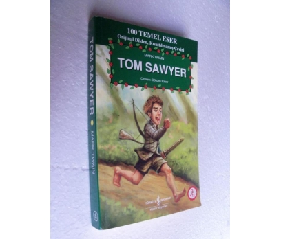 TOM SAWYER Mark Twain İŞ BANKASI YAY.