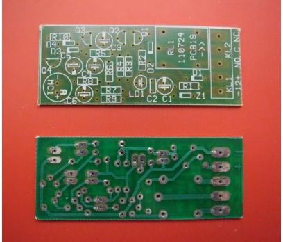 El Çırpmalı ve Islık Anahtarı - PCB ve Montaj Kıla