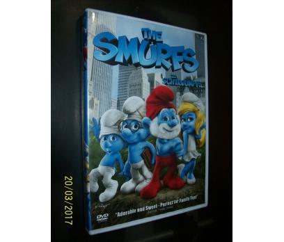 THE SMURFS-DVD