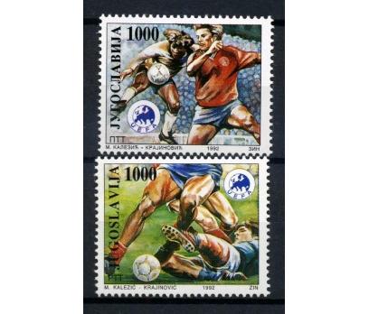 YUGOSLAVYA **  1992 FUTBOL TAM SERİ SÜPER (170101)