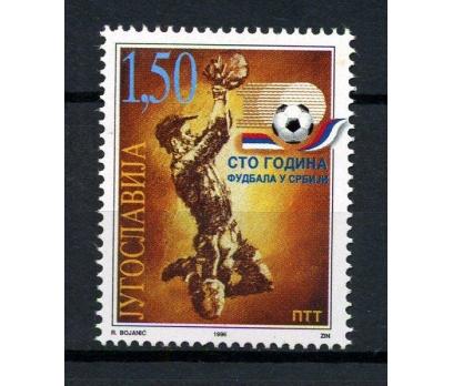 YUGOSLAVYA **  1996 FUTBOL TAM SERİ SÜPER (170101)