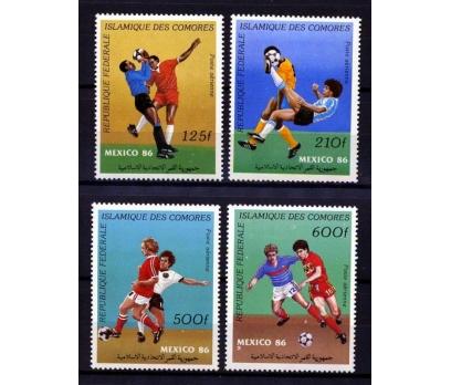 KOMOR ** 1986 FUTBOL & MEKSİKA 86 D.K.(160109)