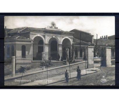 OSMANLI KP BAB-I ALİ YOKUŞU MB 83 SÜPER (K002)