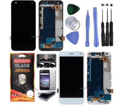 Turkcell T60 Lcd Ekran - Dokunmatik Panel (Çıtalı)