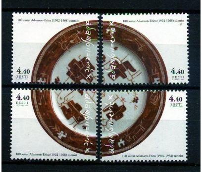 ESTONYA ** 2002 ERIC ADAMSON 100 D.Y. TAM(170111)