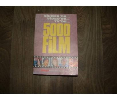 5000 FİLM SİNEMADA VİDEO DA TV DE - 1987
