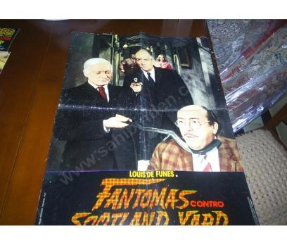 FANTOMAS CONTRO SOMTLAND VARD FİLM AFİŞİ