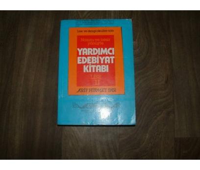 YARDIMCI EDEBİYAT KİTABI LİSE 2 ARİF HİKMET PAR