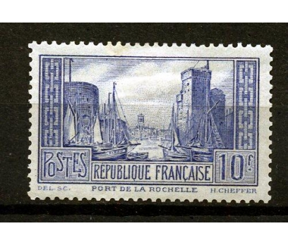 FRANSA * 1929 LA ROCHELLE LİMANI SÜPER (K006)