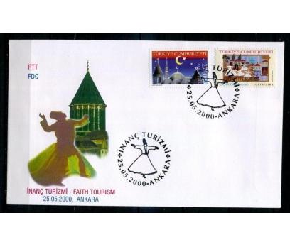 CUMH.FDC 2000 İNANÇ TURİZMİ SÜPER (K013)