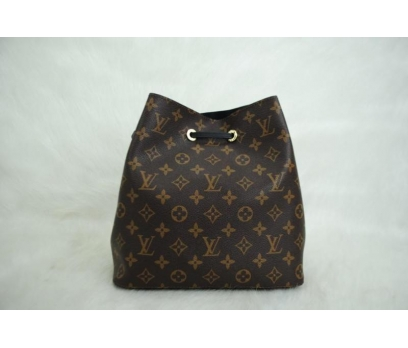 LOUIS VUITTON MONOGRAM CANVAS NEO NOE HAKİKİ DERİ 4