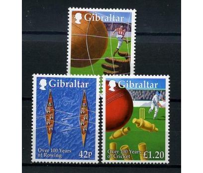 CEBELİTARIK ** 1999 FUTBOL & KÜREK & KRİKET  (C-1)