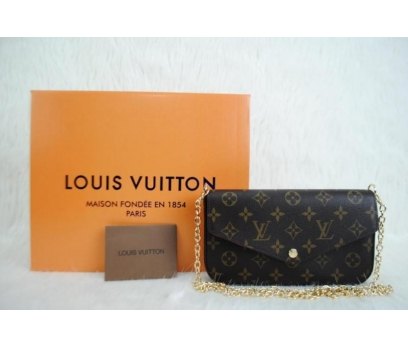 LOUİS VUİTTON FELİCE  MONOGRAM CANVAS 1