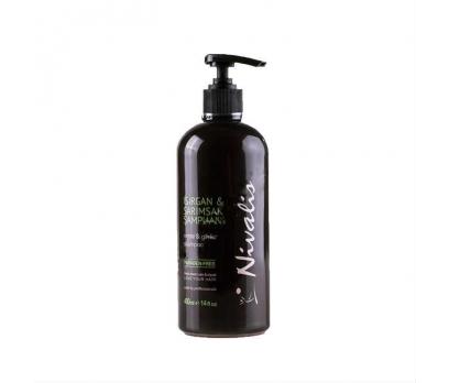 Nivalis Isırgan Sarımsak Şampuanı 400 ML