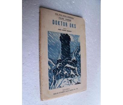 DOKTOR OKS Jules Verne İNKILAP KİTABEVİ YAY.