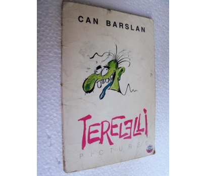 TERELELLİ Can Barslan JOKER YAY. 1.baskı