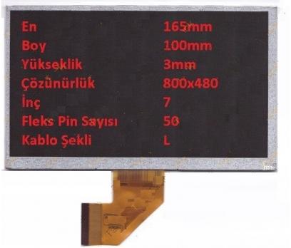 MD131338 Lcd Ekran (iç Ekran)