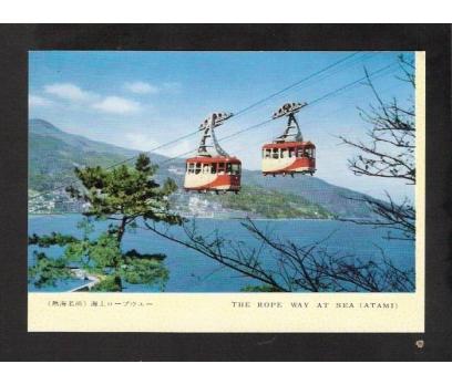 D&K--JAPONYADA TELEFERİK-KARTPOSTAL