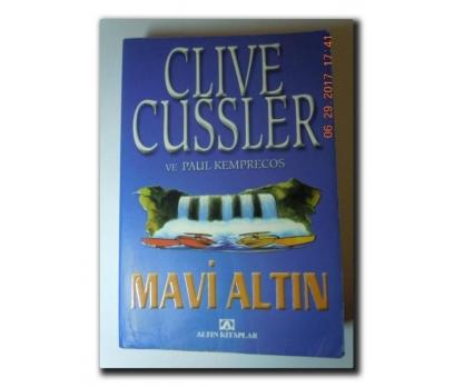 MAVİ ALTIN - Clive Cussler