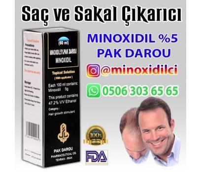 Minoxidil PAK DAROU - 10 Adet - Kargo Bizden 1