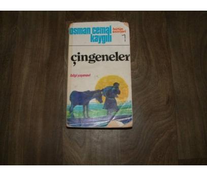 ÇİNGENELER OSMAN CEMAL KAYGILI BİLGİ YAYIN- 1972