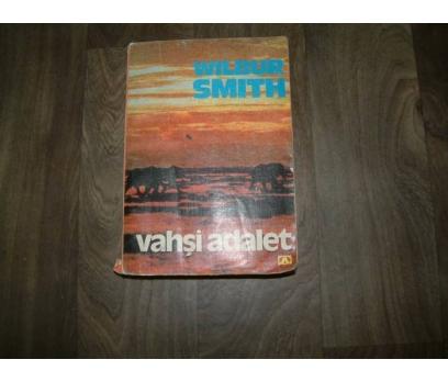 VAHŞİ ADALET WILBUR SMITH ALTIN YAYINLARI- 1982