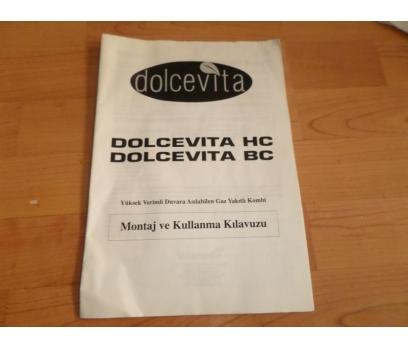 DOLCEVITA HC/BC DOĞALGAZ KOMBİ KULLANMA KILAVUZU