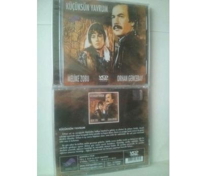 ORHAN GENCEBAY - KÜÇÜKSÜN YAVRUM / ORJ. SIFIR VCD