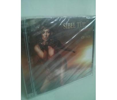 SİBEL TÜZÜN - KIPKIRMIZI / CD + VCD / ORİJİNAL
