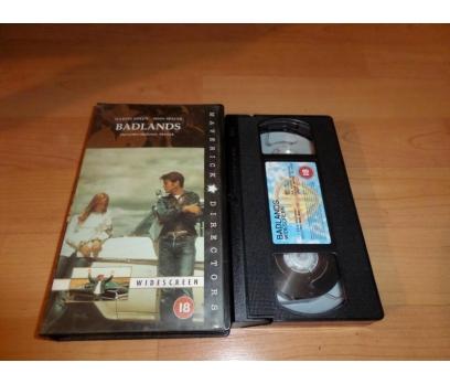 BADLANDS MARTIN SHEEN SISSY SPACEK VHS FİLM