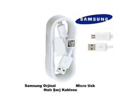 Samsung Note 5 Şarj Kablosu Data Kablosu Orjinal Samsung Şarj Kablosu