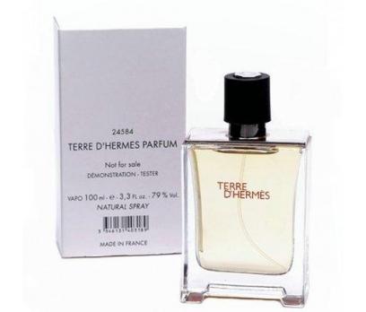 Hermes Terre D'hermes Parfüm Edt 100ml Erkek Teste