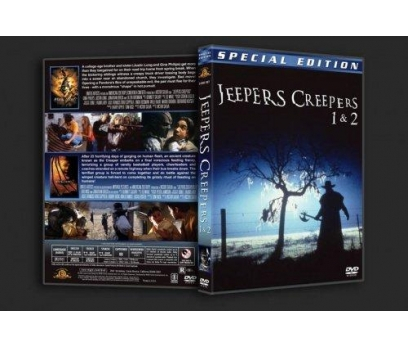 Kabus Gecesi - Jeepers Creepers Movie Collection