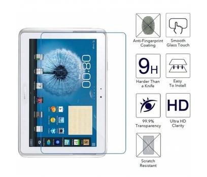 Samsung Galaxy TAB 2 Kırılmaz Ekran Koruyucusu Glass Premium Cam Temperli